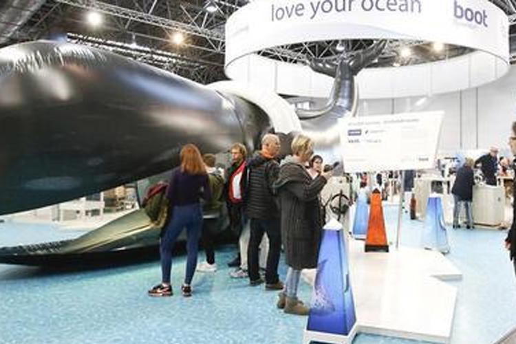 德国杜塞尔多夫潜水展览会Boot