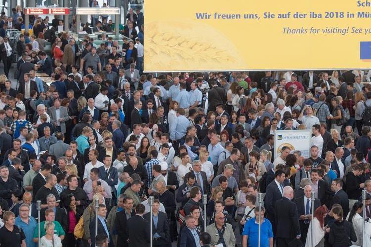 德国杜塞尔多夫烘焙展览会CHEF