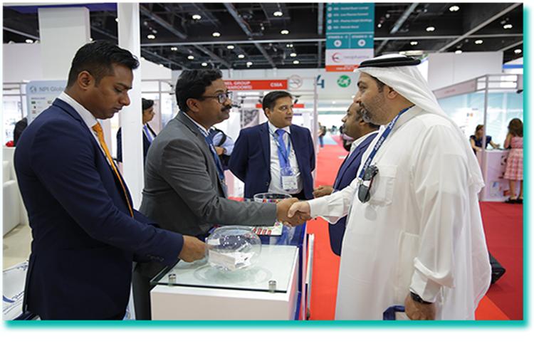 哪些行业可以参加阿联酋阿布扎比制药原料展览会?
