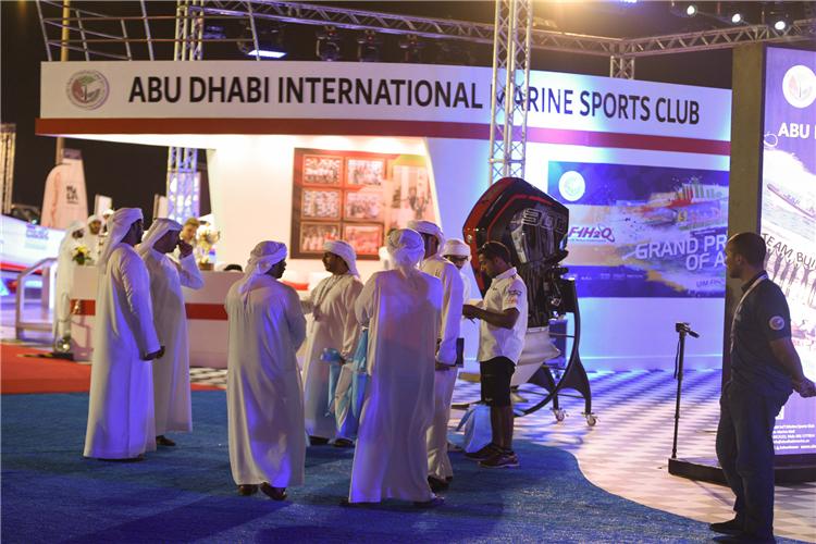 阿联酋阿布扎比游艇展览会参展效果好不好?