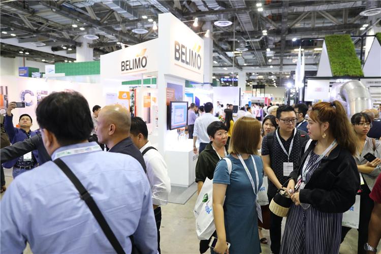 2020年新加坡建材及室内装饰展览会BEX Asia