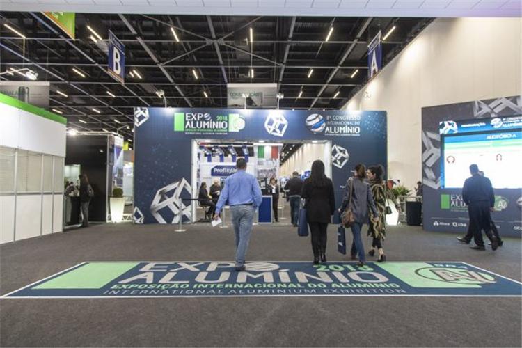 2020年巴西圣保罗铝工业展览会EXPOALUMÍNIO
