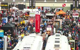 美国拉斯维加斯消防展览会规模有多大?