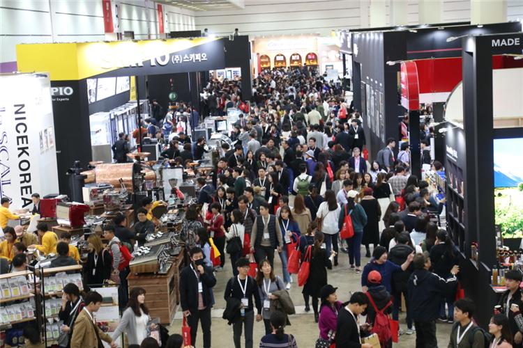 哪些行业可以参加韩国首尔咖啡展览会?