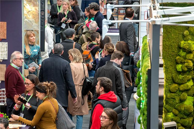 英国伦敦地面材料展览会参展效果怎么样?