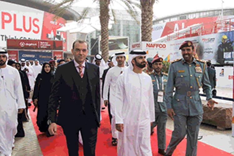 阿联酋迪拜安防消防展览会规模有多大?