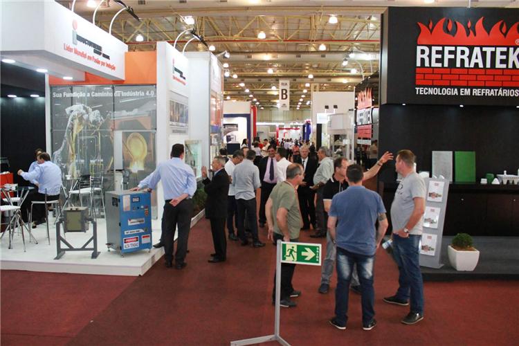 2020年巴西国际铸造、锻造及铝业贸易展览会