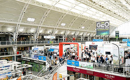 英国伦敦地理测绘展览会GEO