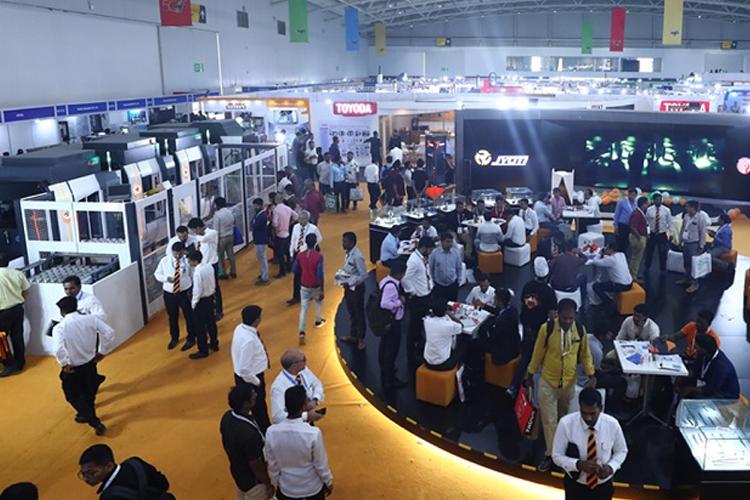 印度班加罗尔金属成型切割及焊接技术展览会IMTEX