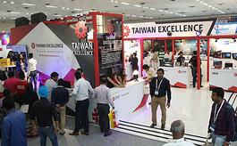 印度新德里嵌入式展览会规模有多大?