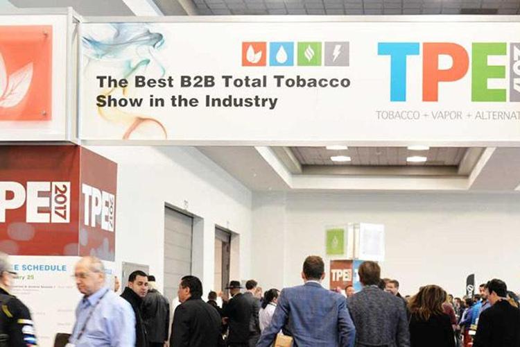 美国拉斯维加斯烟草展览会TPE