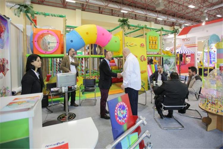 土耳其伊斯坦布尔主题乐园游乐设备展览会规模有多大?