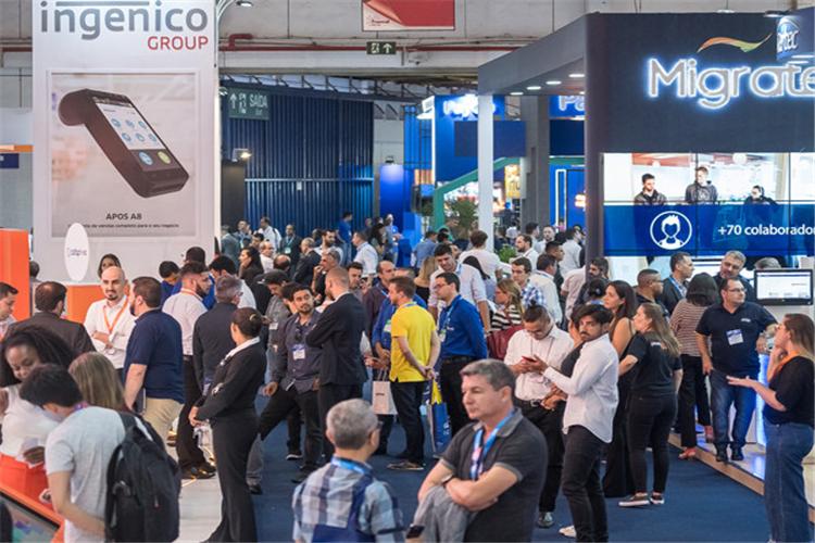 巴西圣保罗零售自动化展览会参展效果好不好?