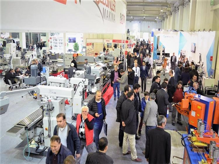 土耳其伊斯坦布尔金属加工及自动化展览会规模有多大?