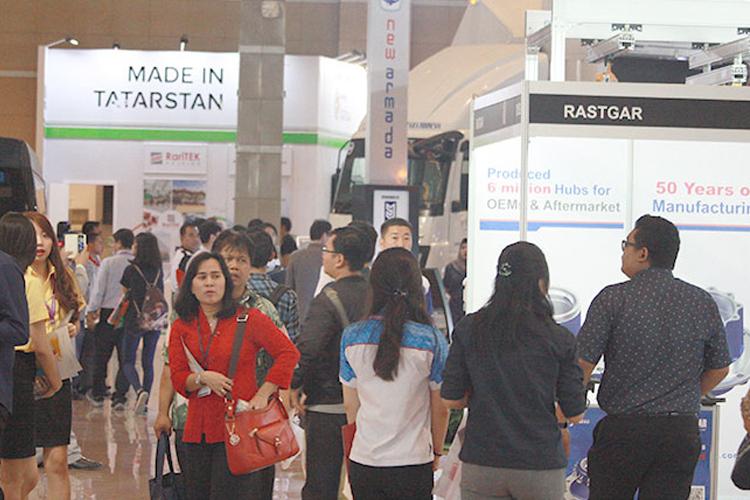 印尼雅加达紧固件展览会包括哪些展品?