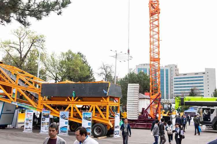 乌兹别克斯坦塔什干矿业展览会包括哪些展品?