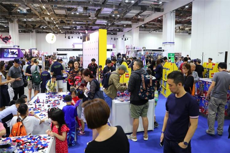 新加坡动漫展览会优势有哪些?
