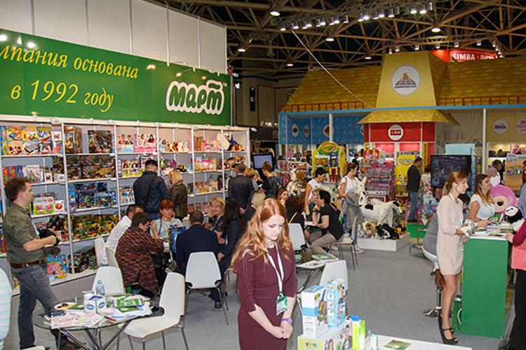 你了解俄罗斯莫斯科玩具展览会吗?