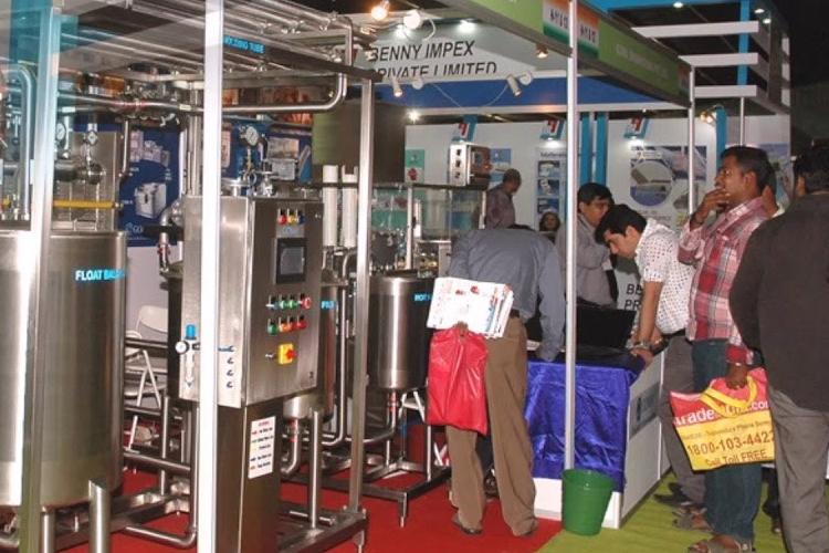 哪些行业可以参加印度乳制品加工及包装展览会?