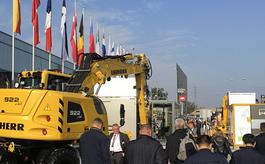 波兰华沙工程机械优德亚洲规划有多大?