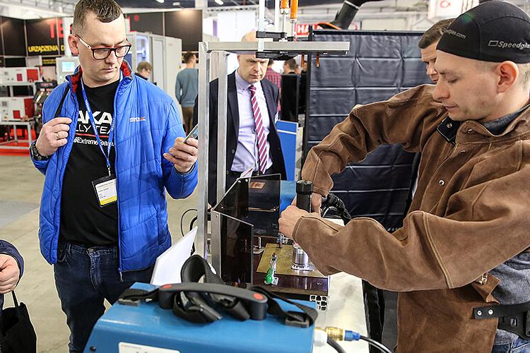 波兰凯尔采切割技术展览会规模有多大?
