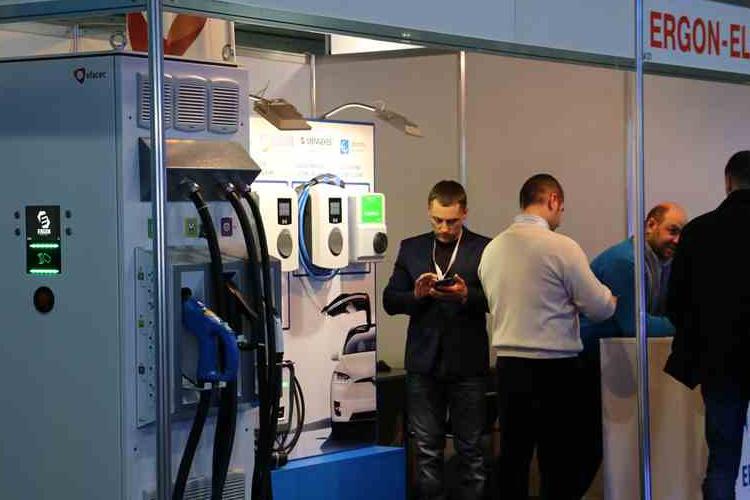 乌克兰基辅新能源车展览会参展效果怎么样?