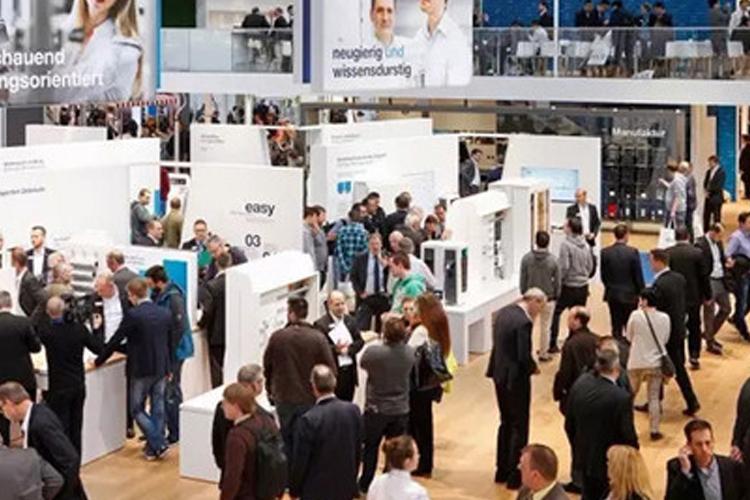 德国法兰克福智慧建筑技术展览会包括哪些展品?