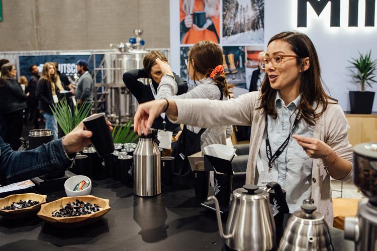 美国波特兰特色咖啡展览会参展效果怎么样?