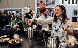 美國波特蘭特色咖啡展覽會參展效果怎么樣?