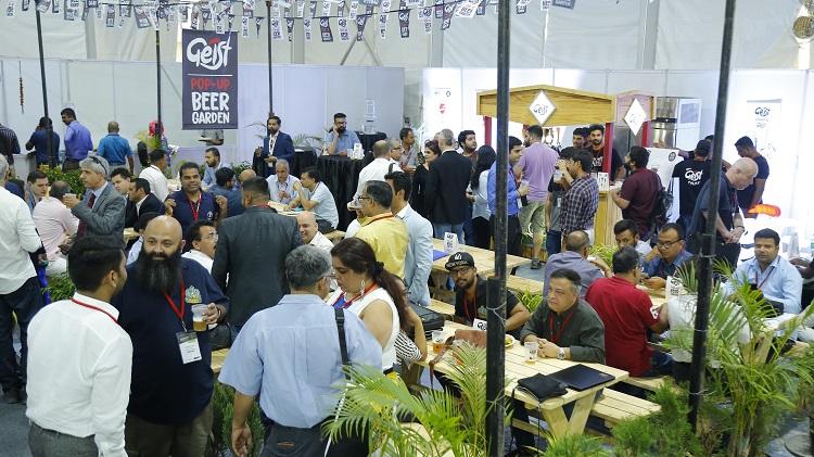 2020年印度精酿酒饮展览会Craft Drinks India