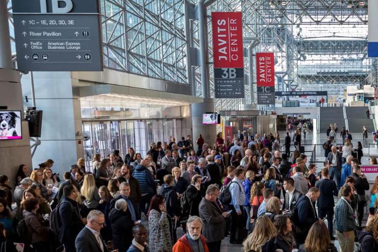 美国纽约兽医展览会规模有多大?