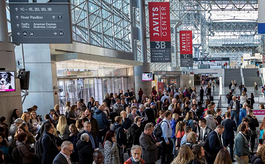 美國紐約獸醫展覽會規模有多大?