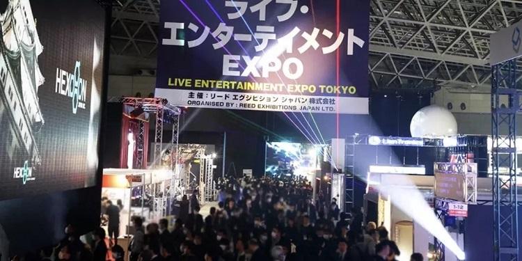 疫情之下,日本演艺设备展热度不减