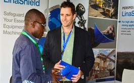 肯尼亞內羅畢礦業展覽會包括哪些展品?
