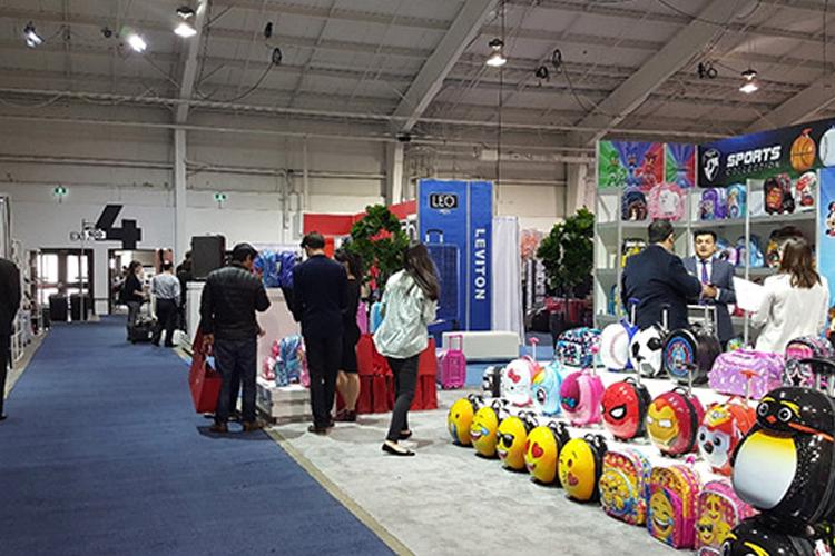 加拿大多伦多皮革及箱包展览会LLHA
