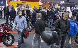 西班牙馬德里摩托車及配件展覽會包括哪些展品?