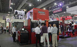 哪些行业可以参加墨西哥金属加工及焊接技术展览会?