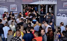 巴西圣保罗玻璃工业展览会规模有多大?