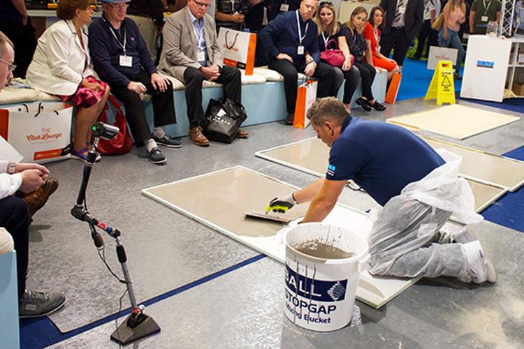 参加英国哈罗盖特地面材料展览会有什么好处?