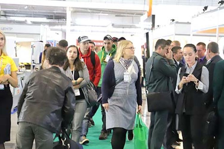 俄罗斯叶卡捷琳堡木工机械展览会规模有多大?