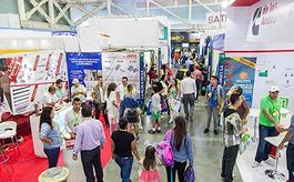 哥伦比亚建筑及建筑工程展览会包括哪些展品?