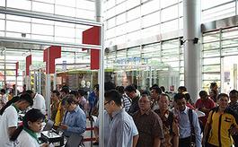 印尼雅加达混凝土展览会包括哪些展品?