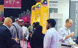 哪些行业可以参加阿联酋迪拜甜食糖果及休闲食品展览会?