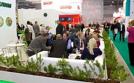 俄羅斯圣彼得堡紙業展覽會PAP FOR