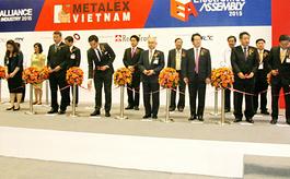 为什么选择越南胡志明焊接及金属加工机械展览会?