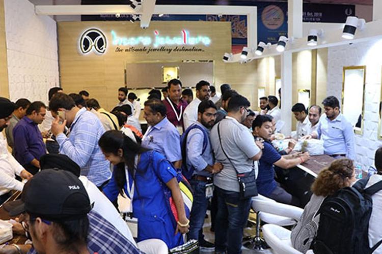 哪些行业可以参加印度新德里珠宝展览会?