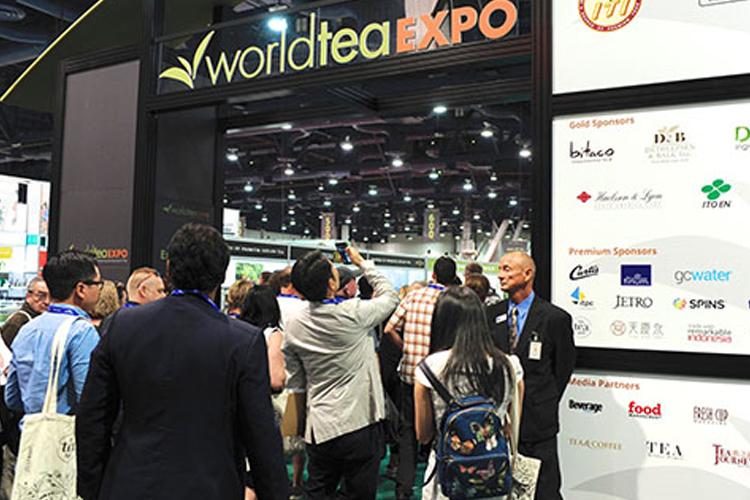 哪些行业可以参加美国拉斯维加斯茶叶展览会?
