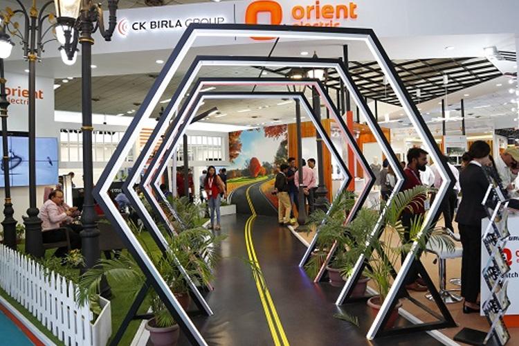 印度新德里照明展览会包括哪些展品?