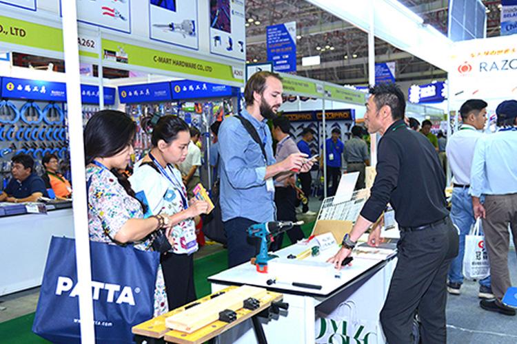 越南胡志明五金展览会规模有多大?