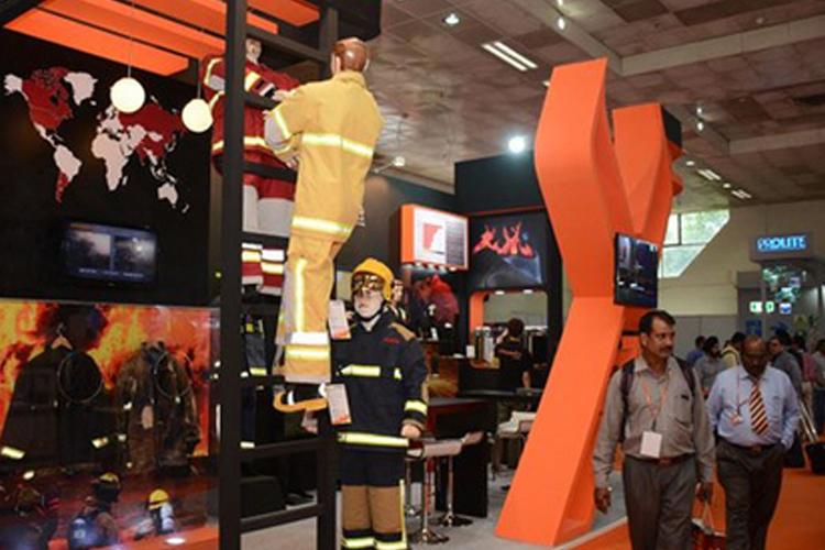 新加坡消防展覽會包括哪些展品?